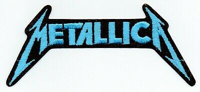 METALLICA  VINTAGE LICENSED Embroidered Patch 1989-90 KING MTL001 Made in USA