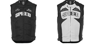 NEW S&S Men's Insurgent Leather Vest