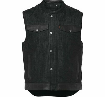 NEW S&S Men's Rover Denim Vest