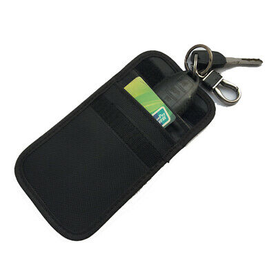 Car Key Signal Blocker Case Faraday Cage Fob Pouch Keyless RFID Blocking Bag UK
