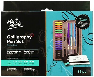 Calligraphy Pen Set - 33pce Gift