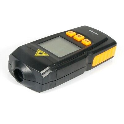 GM8905 Non Contact Handheld LCD Digital Laser Tachometer RPM Tach Tester