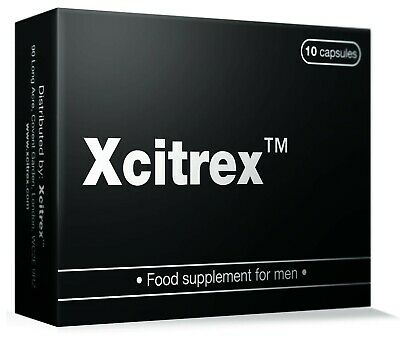 30x Xcitrex Sexual Performance Enhancer (GUARANTEED TO WORK!!!)