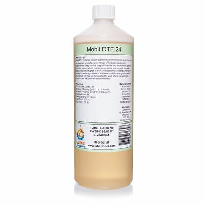 1L Mobil DTE 24 ISO VG 32 Hydraulic Oil