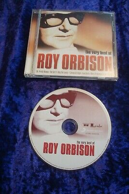 Cd.roy Orbison.the Very Best Of.24 Classic Tracks.sony.2006 Release.greatest Hit