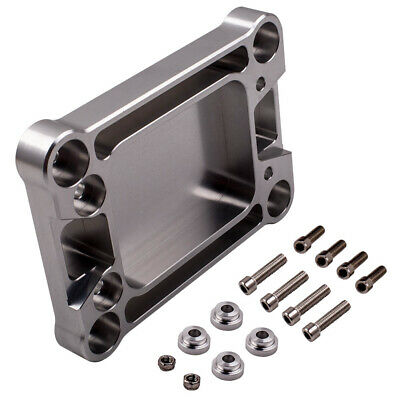 Brand New Billet Shifter Box Base Plate for Honda Civic Integra W/ K20 K24 Swap