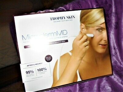 Trophy Skin Microderm MD Microdermabrasion  System NEW SEALED RETAIL