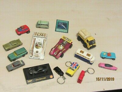 die cast and model toy cars job lot