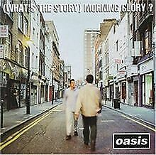 (What's the story) morning glory? (1995) by Oasis | CD | condition very good