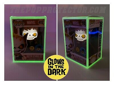 "FUNKO POP! NEW GITD Glow In The Dark PROTECTORS FOR 4"" VINYLS - (5 Pack)"