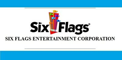 (4) Six Flags Magic Mountain Tickets - General Admission