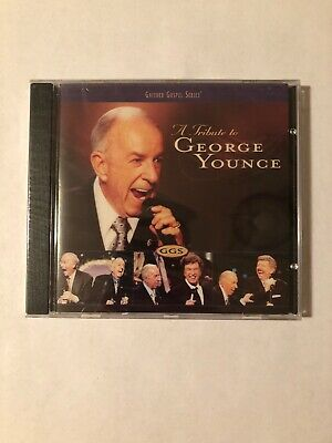 A Tribute to George Younce by Bill Gaither (Gospel) (CD, Aug-2005, Gaither Music