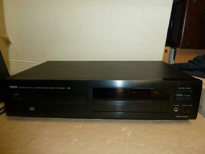 Yamaha CDX-860 CD Player With Remote-RARE-Made in France-Superb Sound.