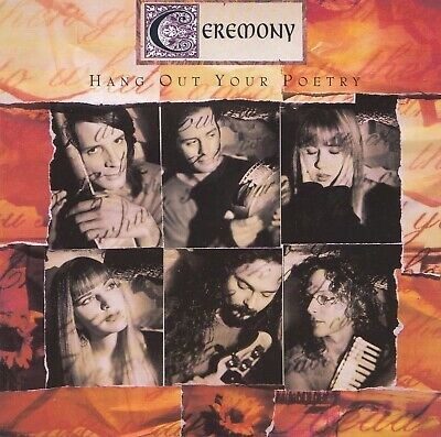 Ceremony 'Hang Out Your Poetry (1993) folk rock