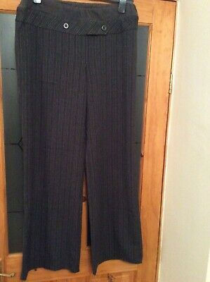 "Maternity trousers from moda""mothercare"" in a size 12"