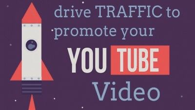 I Will Do a Viral Youtube Video Promotion