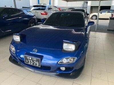 2002 Mazda RX-7 R2 TYPE-R BATHURSTR RX7 JDM 2002 LAST YEAR PRODUCTION COLLECTOR FULL FACTORY NO MODS MICA BLUE
