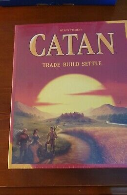 Settlers of Catan 5th Edition - Extension for 5-6 Players Extension Pack