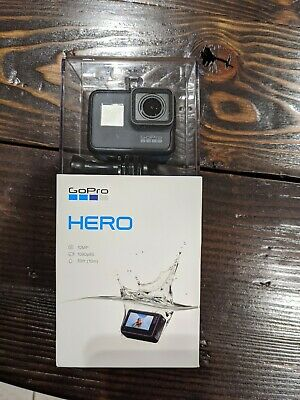 GoPro HERO (2018) Action Camera - Black Brand new