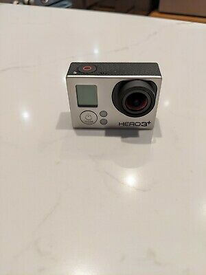GoPro HERO3 Camera - Silver with various accessories