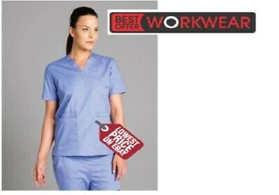 JB's Wear JB's LADIES SCRUBS TOP JBS 4SRT1