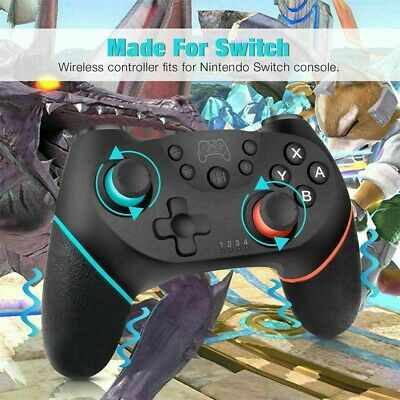 HOT! Bluetooth Wireless Gamepad Joystick Pro Controller For Nintendo Switch VHS