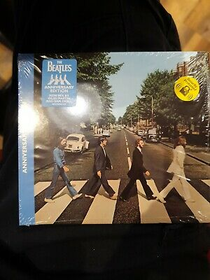 THE BEATLES - ABBEY ROAD 50th ANNIVERSARY EDITION (new)