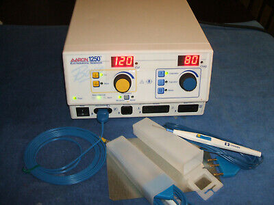 Aaron Bovie A1250U Electrosurgical Unit, Pt. Ready/Clean/Excellent Condition