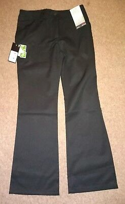 Next Girls Black Trousers Age 10 Plus Fit NEW