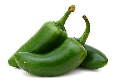 ***GREEN JALAPENO Organic CHILLI Seeds Bulk Garden*** SPECIAL FREE