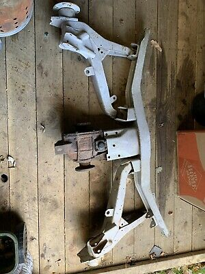 BMW E12 Rear End / Differential