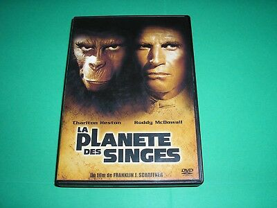 "DVD,""LA PLANETE DES SINGES"",charlton heston,roddy mc dowall.....(1207)"