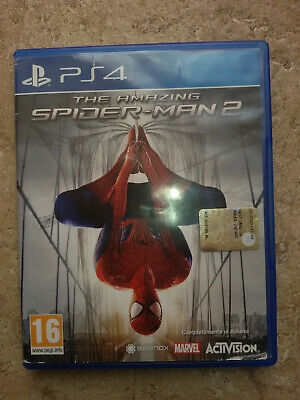 The Amazing Spider-Man 2  per PS4