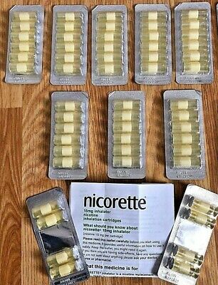 NICORETTE 15mg Inhalator Refill Cartridges X 56