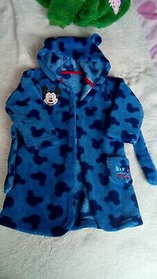 Disney Dressing Gown Age  12 - 18 Months