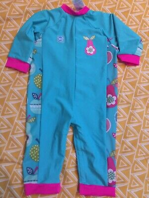 Girls Splash About Swimming Suit 1-2 Years
