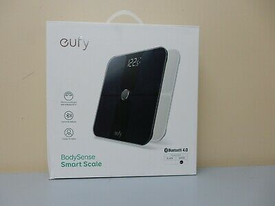 eufy BodySense Smart Scale with Bluetooth 4.0, Large LED Display, Weight/Body...
