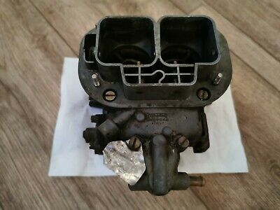 Webber 38 Dgas  Carburettor Ford Crossflow Capri Kit Car Engine Bangor Autograss