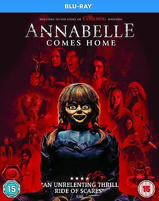 Annabelle Comes Home [2019][Blu Ray] [Region Free]