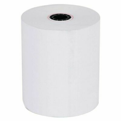 """POS Thermal Printer Paper- 3 1/8""""x 120 ft.- 50 Rolls (FD-100) (Clover Supplies)"""