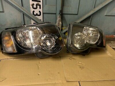 Land Rover Freelander 1, 2004 to 2006 One Pair Of Headlights