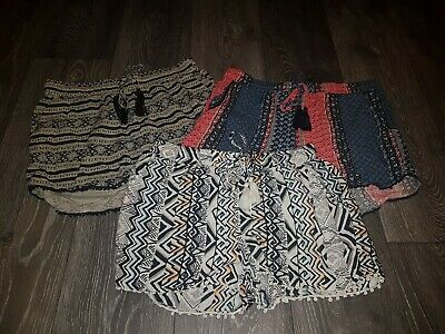 Ladies Shorts Bundle Size 10