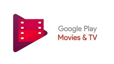 Various UK Google Play Digital Movie Codes UV