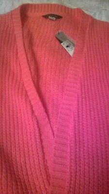 Brand New With Tags.. Gorgeous River Island Pink Cardigan Age 11-12