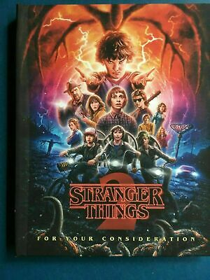 Stranger Things - Complete Season 2 - 2018 FREE Shipping Regular DVD