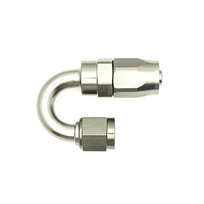 VIBRANT 21520-20AN 150 Degree Elbow Hose End Fitting