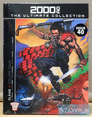 2000AD The Ultimate Collection Issue 40 Slaine Volume Four  **NEW/SEALED**