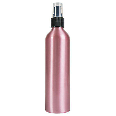 SHANY Stylist's Choice Pink Aluminum Empty Bottle with Spray Attachment