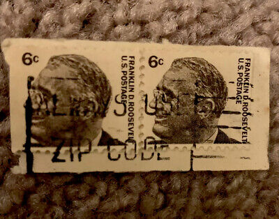 Franklin D Roosevelt 6 Cents Stamps Mint Condition Unused