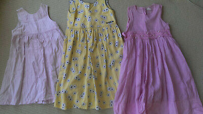Girls summer Dresses Bulk Lot Size 6 Excellent Condition Postage available